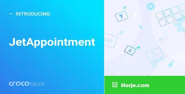 JetAppointment v1.1.0 - Appointment plugin for Elementor