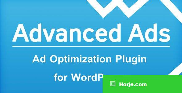 Advanced Ads Pro 2.7.1 + Addons