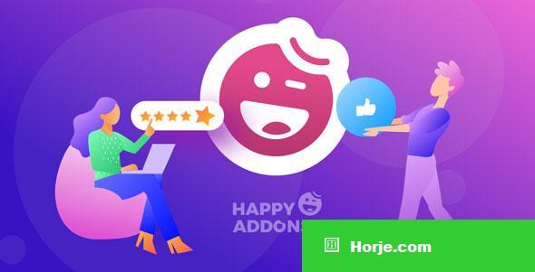 Happy Elementor Addons Pro v1.6.1