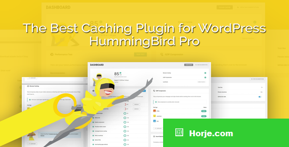 Hummingbird Pro v2.4.1 - WordPress Plugin