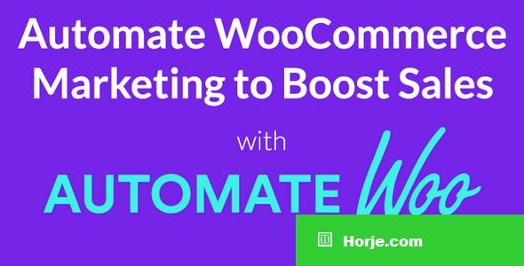AutomateWoo v4.9.1 - Marketing Automation for WooCommerce