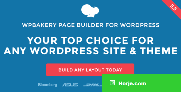 WPBakery Page Builder for WordPress v5.5